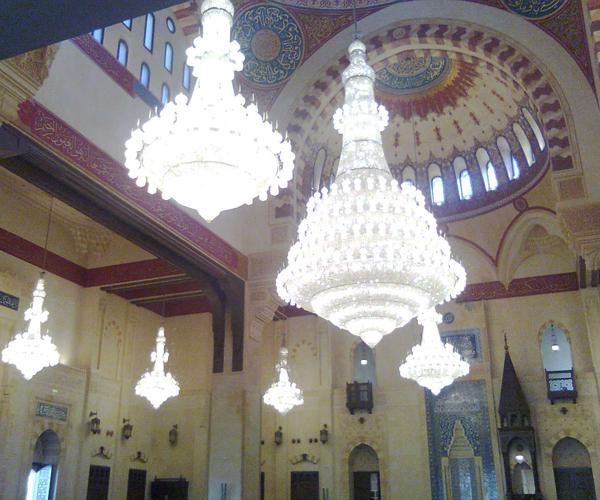 Mosque Mohamad Al Amin